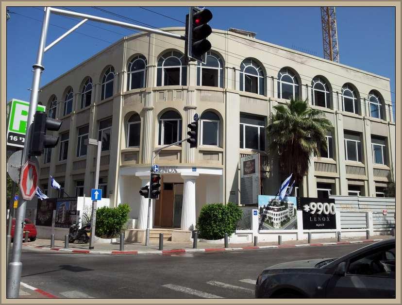 Historical Building Hotel Renovation