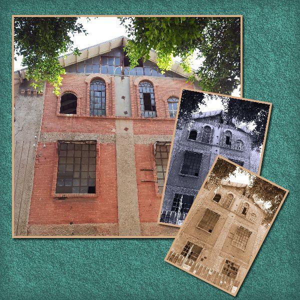 historical building in Tel Aviv