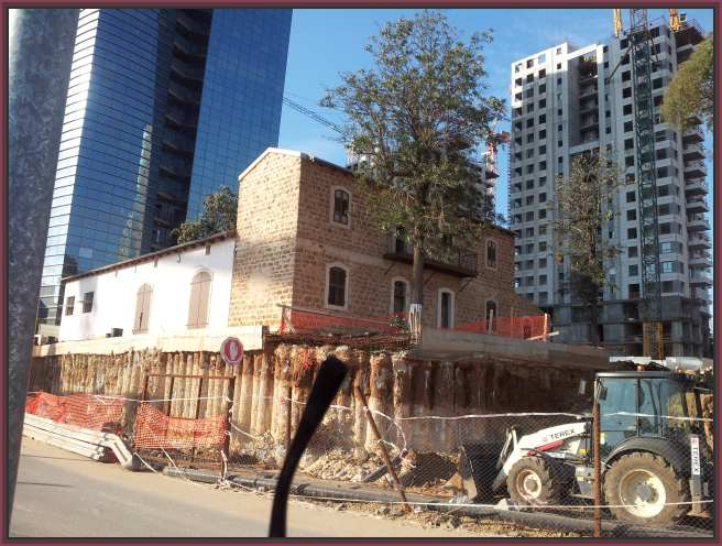 Tel Aviv Sarona Project